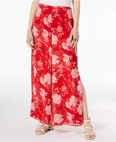 INC International Concepts I.n.c. Floral-Print Wide-Leg Pants, Created for Macy's