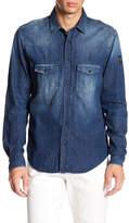 Belstaff Somerford Indigo Shirt