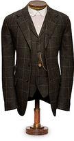 Ralph Lauren RRL Bryant Windowpane Suit Jacket