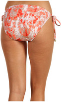 MICHAEL Michael Kors Horizon Tie Dye Allover String Bikini Bottom