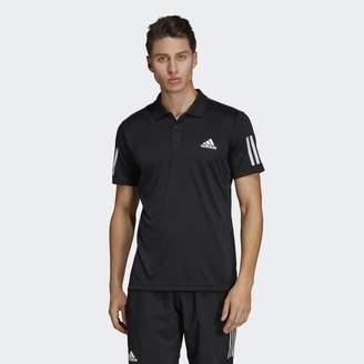 adidas 3-Stripes Club Polo Shirt