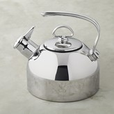 Chantal Classic Polished Stainless-Steel Tea Kettle