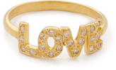 Natasha Zinko 'Love' Diamond Ring