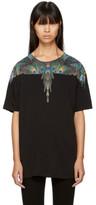 Marcelo Burlon County of Milan Black Auca T-shirt