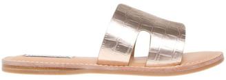 Steve Madden Harlow Rose Gold Sandal
