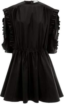 J.W.Anderson Frilled short dress