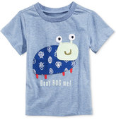 First Impressions Graphic-Print Cotton T-Shirt, Baby Boys (0-24 months), Created for Macy's