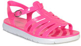 Bamboo Hot Pink Jelly Sandal
