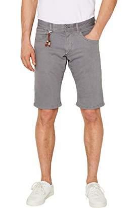 Esprit Men's 059ee2c005 Short, (Grey 030), (Size: 33)