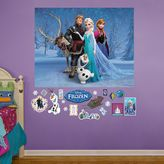 Fathead Disney Frozen Mural Wall Decals by