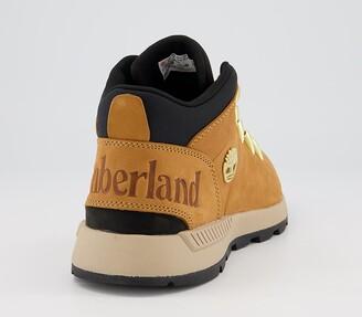 Timberland Euro Sprint Trekker Boots Wheat