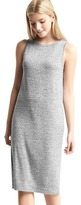 Gap Softspun marled midi dress
