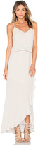 Krisa Ruffle Maxi Dress