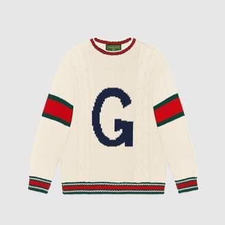 Gucci DIY unisex wool jumper