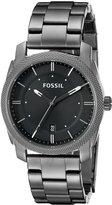 Fossil Men's FS4774 Machine Analog Display Analog Quartz Watch