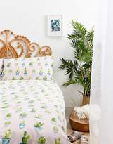 New Look Cactus Double Bedding Cover Set
