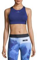 adidas by Stella McCartney Colorblocked ClimachillTM Performance Sports Bra