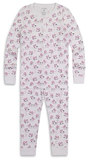 Roller Rabbit Unisex Gym Rats Pajama Set, Little Kid, Big Kid - 100% Exclusive