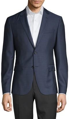 HUGO BOSS Slim-Fit Wool Suiting Jacket