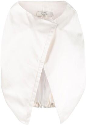 Prada Wrap Around Jacket