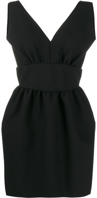 MSGM Low-Back Dress