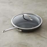 "GreenPanTM Black Ceramic Nonstick Covered Fry Pan, 12"""