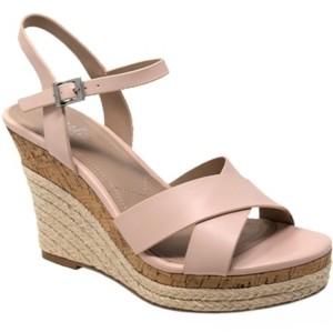 Charles by Charles David Lazaro Platform Wedge Sandals Women's Shoes