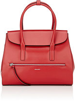 Trussardi WOMEN'S TOP-FLAP TOTE BAG-RED