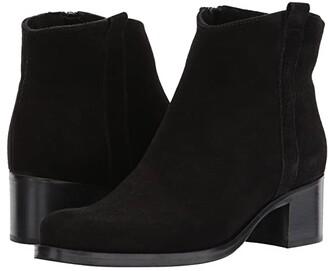 La Canadienne Presley (Black Suede) Women's Boots