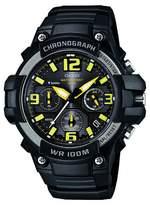 Casio Men's Rugged Chronograph Watch - Black (MCW100H-9AVCF)
