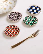 Jonathan Adler Versailles Coasters, 4-Piece Set