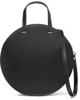 Clare Vivier Alistair Small Leather Shoulder Bag - Black