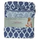 Carole Hochman Women's 2 Piece Capri Pajama Set