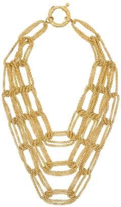 Rosantica tri chain-link necklace