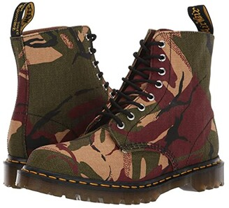 Dr. Martens Made In England 1460 Pascal Made In England (Camo) Boots