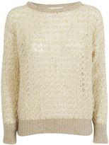 Chiara Bertani Perforated Sweater
