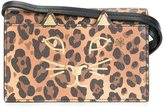 Charlotte Olympia 'Feline' shoulder bag - women - Goat Skin - One Size