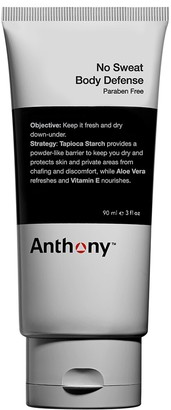Anthony Logistics For Men No Sweat Body Defense Cream-to-powder