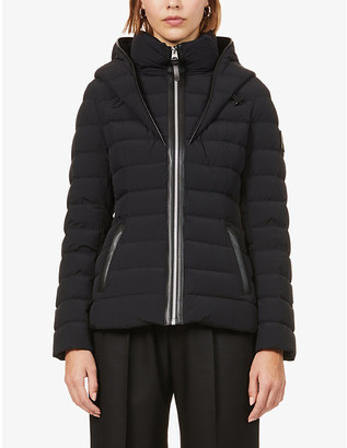 Mackage Andrea quilted shell-down jacket