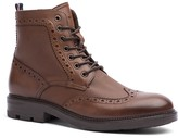 Tommy Hilfiger Tailored Collection Textured Brogue Boot