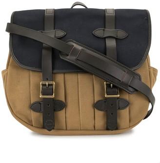 Filson Panelled Messenger Bag