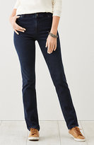 J. Jill Tried & True Slim-Leg Jeans