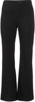 Mynt 1792 Plus Size Ponte jersey bootcut trousers