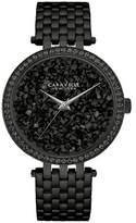 Caravelle New York by Bulova Women's Black Stainless Steel Bracelet Watch - 45L147