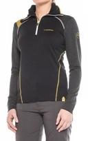 La Sportiva Saturn Hoodie - Zip Neck (For Women)