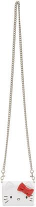 Balenciaga White Hello Kitty Edition Mini Wallet Bag