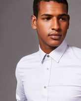 Ted Baker Woven striped cotton shirt