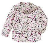 Gymboree Floral Shirt