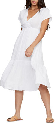 Michael Stars Illana Surplice Dress