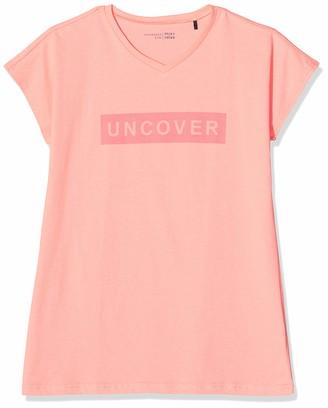 Schiesser Girls' Mix & Relax Shirt 1/2 Pyjama Top